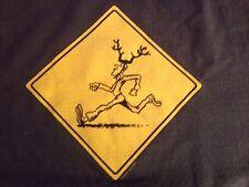 Phish Pollock Medium Shirt Antelope Vintage & Rare Long Sleeve Tee T Wear Art