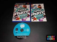 JUEGO HASBRO FAMILY PARTY (PAL ESP)  PLAYSTATION 2  PS2 PS3