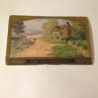 Antique Early 1900s  Postcard The Homestead  M7