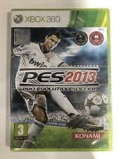 Pro Evolution Soccer 2013 (PES 2013 Xbox 360, 2012) Factory Sealed / FreePost.