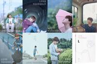 BTS LOVE YOURSELF Her 5th Mini Album L Ver BANGTAN BOYS CD+Poster+Photocard+Gift