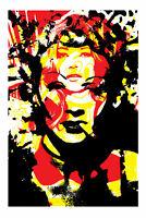 SHADOWS Noa prints screenprint COA,embossigned,numbered,art,urban,Banksy,Eine,