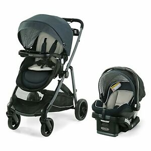 Graco Modes Baby Stroller with Car Seat Travel System Set