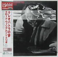 CLAUDE WILLIAMSON NEW DEPARTURE JAPAN VENUS TKJV-19063 OBI Venus 180g Vinyl LP