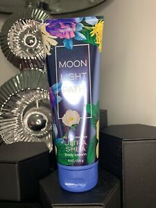 Bath and Body Works MOONLIGHT PATH Ultra Shea Body Cream ~  8 fl.oz.