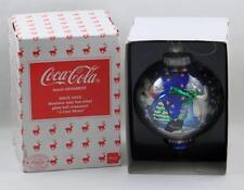 Coca Cola Chrismas Bear Ornament Bas Relief A Cool Skate Members Only 2003