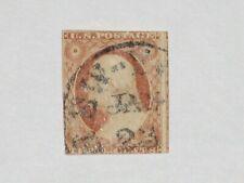 ON SALE U.S. stamp Scott # 10,  used, hinged, fine