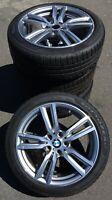 4 BMW Winterräder Styling 486 M 225/45 R18 BMW 2er F45 F46 7848602 ink RDCi TOP