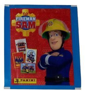 Fireman Sam Panini Lot 40 Packets Stickers