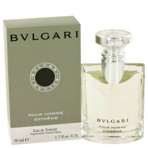 BVLGARI EXTREME by Bvlgari 1.7 oz 50 ml EDT Cologne Spray for Men New in Box