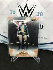 2020 Topps WWE Undisputed Finn Balor Orange #/99 NXT