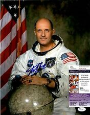 Thomas Tom Stafford Signed 11x14 Photo w/ JSA COA #R76370 NASA Apollo 10 Gemini