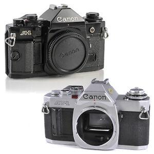 Kompletter Wechsel von Lichtdichtungen an Canon Kameras A-1 AV-1...