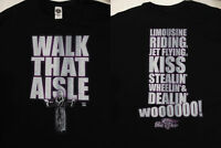 Ric Flair Walk That Aisle Jet Flying Officially Licensed Wrestling WWE T-Shirt