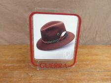 PRESENTOIR PUBLICITAIRE ANNEES 1970's GUERRA Chapeaux Hats Hut Mode Vintage