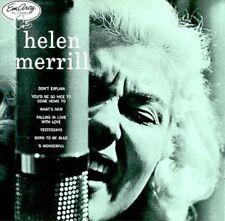 Helen Merrill - Helen Merrill & Clifford Brown [New CD]