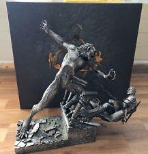 Neues AngebotThe Order 1886 Premium Collectors Edition Silber Figur!Limited!Ultra Selten!!