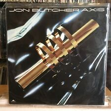 [ROCK/POP]~EXC LP~The JON BUTCHER AXIS~Self Titled~[OG 1983~POLYDOR~Issue]~