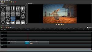 Professional Video Editing Software Pro Editor 4K Maker For WIndows 10 8 7 & Mac