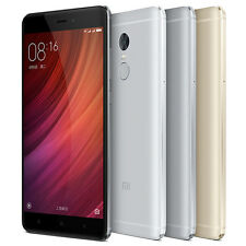 Original Xiaomi Redmi Note 4 3Gb 32Gb Mtk Helio X20 4G 4100mAh ,gold,gray