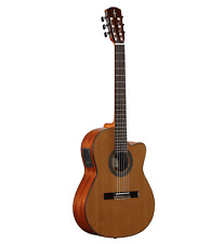 Alvarez AC65HCE Artist Series Classical Acoustic/Electric Hybrid Cutaway Guitar