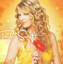 Taylor Swift Beautiful Eyes Exclusive CD + DVD Set NEW Walmart