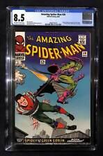 Amazing Spider-Man #39 CGC 8.5 Norman Osborn revealed as Green Goblin