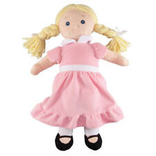 Big Sister Doll with Birthstone Color Dress, October