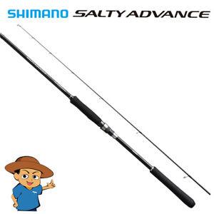Shimano SALTY ADVANCE SHORE JIGGING S96M Medium spinning fishing rod