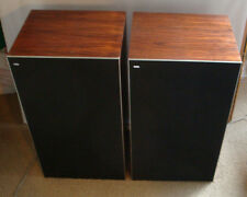 "Bang & Olufsen BeoVox 5700 Speakers 100 Watt 14"" Wide X 26"" High X 12"" Deep"
