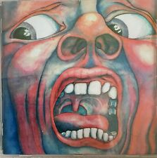 king crimson in the court of the crimson king Made In Japan