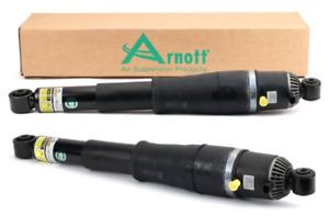 2 Shock Absorbers Rear Set Pack Airshock Arnott AS343 Includes Solenoid Resistor