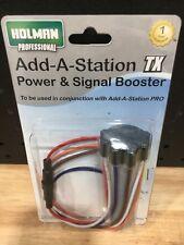 HOLMAN PROFESSIONAL ADD-A-STATION TX POWER & SIGNAL BOOSTER - NEW
