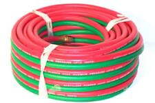 50 Ft Oxigen And Acetylene Twin Welding Hose Welder Color Code Red And Green