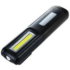 Luz de trabajo LED COB 3W recargable USB Antorcha linterna de emergencia magneti