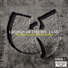 Legend of the Wu-Tang: Wu-Tang Clan's Greatest Hits Compilation Album - RZA