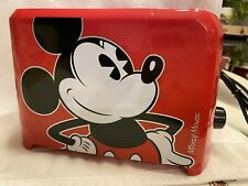 Disney Mickey Mouse 2 Slice Toaster Extra-Wide Toast Slots