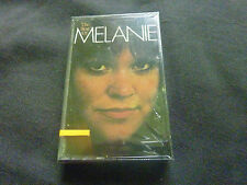 THE BEST OF MELANIE ULTRA RARE SEALED USA CASSETTE TAPE!