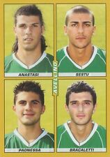 N°499 ANASTASI SESTU # AS.AVELLINO STICKER FIGURINA PANINI CALCIATORI 2008