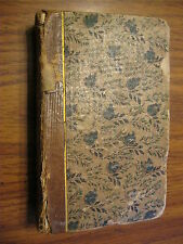 1836 RISE AND PROGRESS OF RELIGION IN THE SOUL, SMALL BOOK