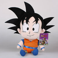 30Cm Licensed Dragon Ball Z Son Goku Child Gokou Plush Toys Soft Stuffed Doll