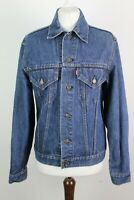 LEVI'S STRAUSS & CO. Blue Denim Jacket Size 38