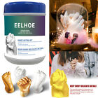 Eelhoe Hand Mold Set Souvenir Hand Casting Set DIY Plaster Mold 25g clone powder