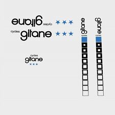 Gitane c.1978/9 Bicycle Decals, Transfers, Stickers n.781
