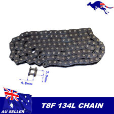 T8F 134Links Drive Chain 43 47cc 49cc Mini PIT Pocket Rocket Quad Dirt Bike ATV