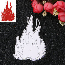Fire Metal Cutting Dies Stencil Scrapbooking Embossing Wedding Album Paper Card