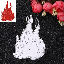 Fire Metal Cutting Dies Stencil Scrapbooking Embossing Wedding Album Paper Card