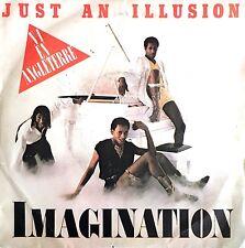 "Imagination 7"" Just An Illusion - France (VG/VG)"