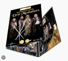 Drie Musketiers - Dutch Import DVD NEW