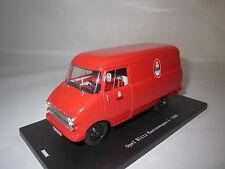 "Starline  Opel  Blitz  Kastenwagen  A  Osram  ""1960""  (rot)   1:43 OVP !!"